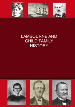 Lambourne and Child Family History