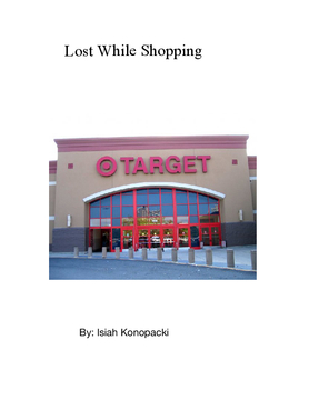 Lost while Shopping