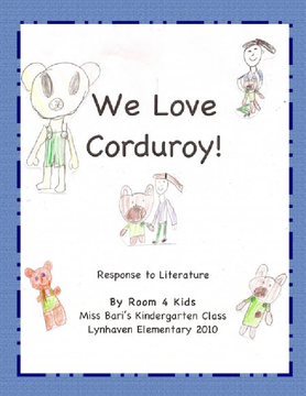 We Love Corduroy!