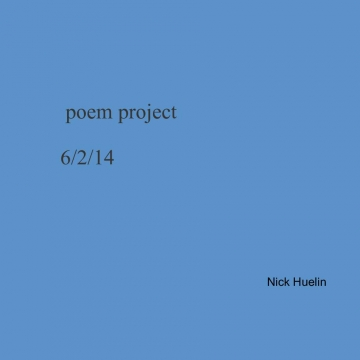 nick's poetry book project