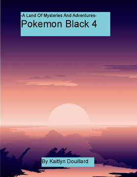Pokemon Black 4