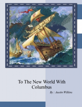 To The New World With Columbus