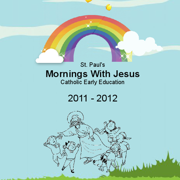 Mornings With Jesus CEE 2011-12 Yearbook