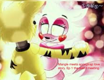 Mangle meets springtrap
