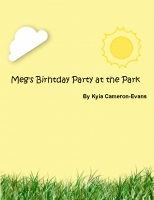 Meg's Birthday Party at the Park