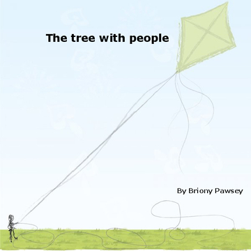 The tree with people