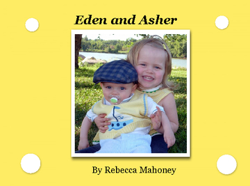 Eden and Asher