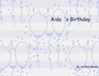 AIDA'S BIRTHDAY