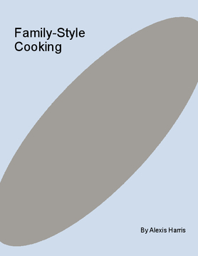 Home-style Cooking