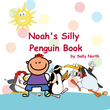 Noah's Silly Penguin Book
