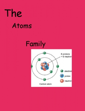 My Neighbors the Atoms
