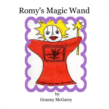 ROMY'S MAGIC WAND