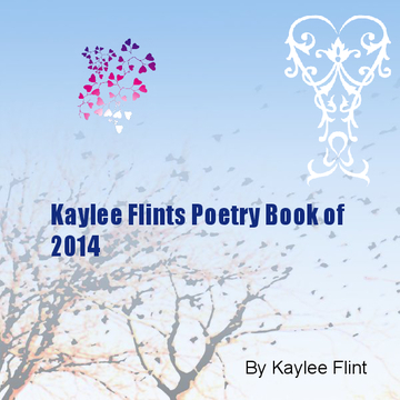 Kaylee Flint's poetry book
