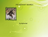 The Bigfoot Search