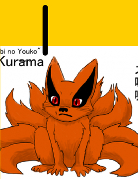 Kurama's power (naruto)