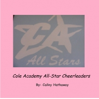 Cole Academy All-Star Cheerleaders