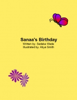 Sanaa's Birthday