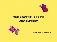 the adventures of Jewelianna