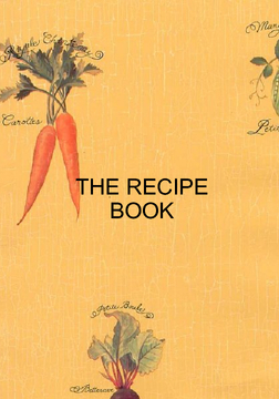 The Recipe Book