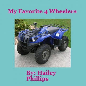 My Favorite Four Wheelers