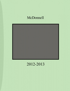 McDonnell Elementary 2012-2013