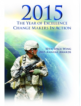 50th Space Wing 2015 Annual Awards Banquet