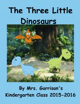 The Three Little Dinosaurs