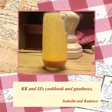KK and IZs cookbook