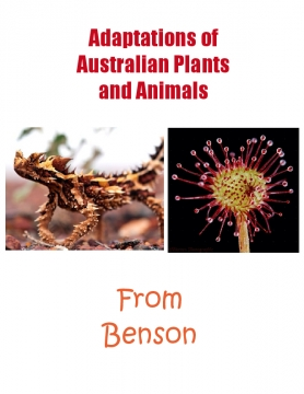 Adaptations of Australian plants and Animals