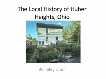 Huber Heights, Ohio Local History