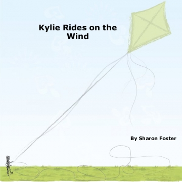 Kylie Rides on the Wind