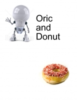 oric and donut