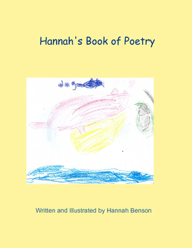 Hannah's Book of Poetry
