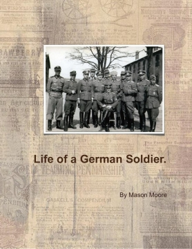 The life of a german solider invading france.