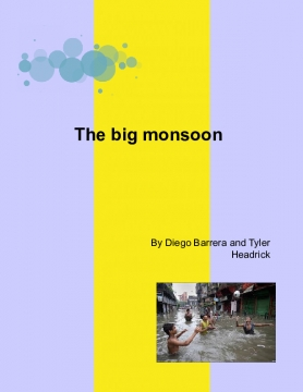 The big monsoon