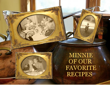 Minnie of Our Favorite Recipes