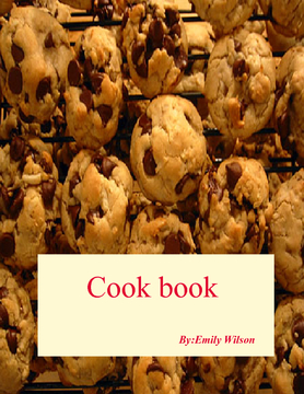 cook book galore