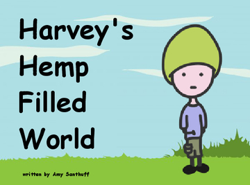 Harvey's Hemp Filled World