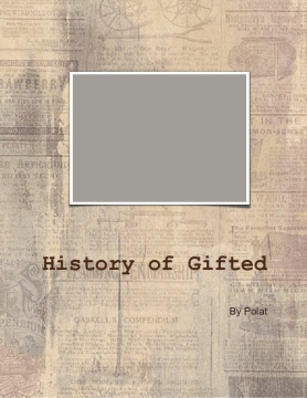 History of Gifted Education
