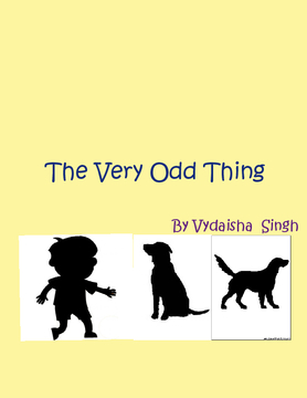 The Very Odd Thing