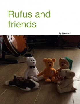 Rufus and friends