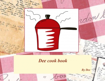 Dee cook book