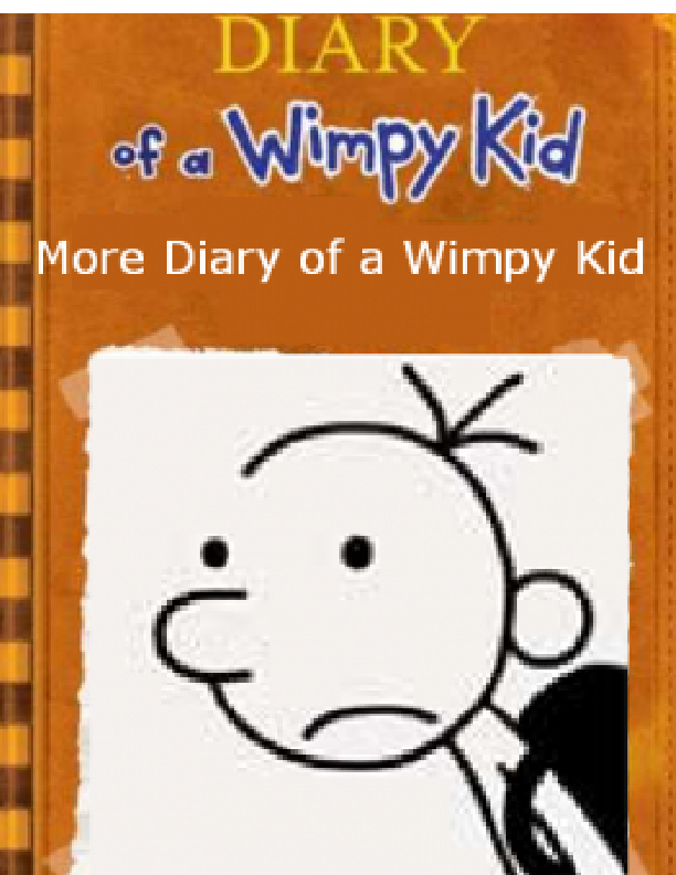 diary of a wimpy kid book 1-7 pdf