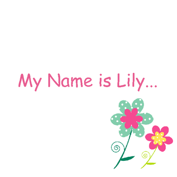 My Name is Lily...