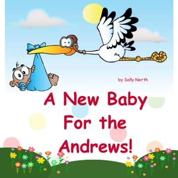 A new baby girl for the Andrews!