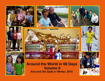 Around the World in 60 Days, Volume II