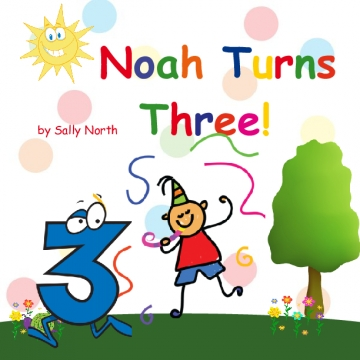Noah Turns Three!