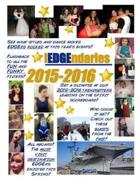 2015-2016 EDGE Yearbook - 2nd Edition