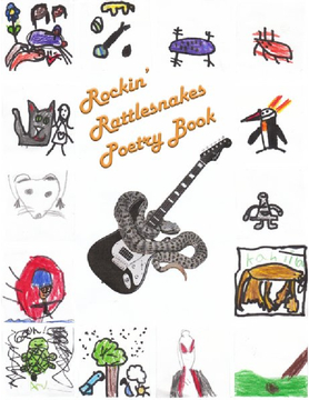 Rockin' Rattlesnakes Poetry Book