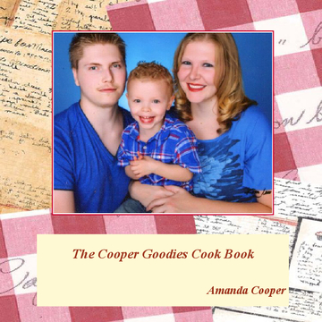 The Cooper Goodies Cook Book